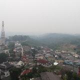 สถานการณ์หมอกควันในพื้นที่ อ.เบตง จ.ยะลา ยังคงปกคลุมทั่วเมืองเบตง