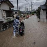 น้ำท่วมญี่ปุ่น 2018