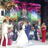 เสนาลิง ดีเจต้นหอม พิธีกรงานแต่งบอย พิษณุ อาแมนด้า