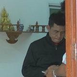 ตีนแมวแสบ สบโอกาสเจ้าของบ้านไม่อยู่-ย่องขโมยพระพุทธรูปหลวงพ่อโต
