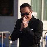 พลตำรวจเอก สมยศ พุ่มพันธุ์ม่วง นายกสมาคมฟุตบอลแห่งประเทศไทย