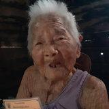 ยายคำม่อน ไชยพัฒน์ อายุ 102 ปี