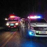 รถชน 8 ศพ คนงานการไฟฟ้าฯ