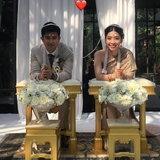 ป๊อปปี้ แตงกวา แต่งงาน