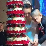 งานแต่งงาน หวัง เยี่ยนเจา อดีตเด็กโรค MPS