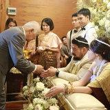 ป๊อบ ปองกูล ในงานแต่งงาน