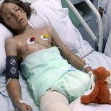 เด็กชาย วัย 9ปีผู้รอดชีวิตเพียงคนเดียว หลังเครื่องบินตกในลิเบีย