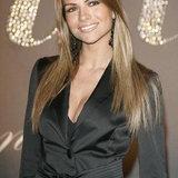 Alessia Ventura, girlfriend of Filippo Inzaghi of Italy