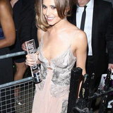 Cheryl, ex-wife of Ashley Cole of England