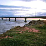 Confederation Bridge in Canada