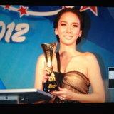 รางวัลสยามดารา 2012