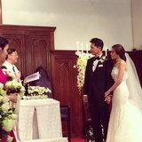 ต้น ตระการ แต่งงาน