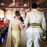 งานแต่งบุ๋ม ปนัดดา