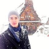 สน ยุกต์ หล่อทะลุหิมะ