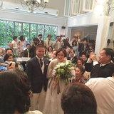 เพชร นาระ แต่งงาน
