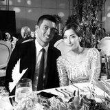 แองจี้ เฮสติ้งส์ แต่งงาน