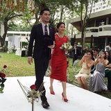 ดีเจเผือก แต่งงาน