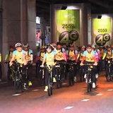 ขบวน bikefordad นำโดยพระองค์ภา