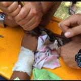 ภาพ  เฟซบุ๊ก กลุ่มคนอาสา กู้ชีพ กู้ภัย Thailand