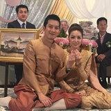 เชน ธนา แต่งงาน
