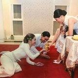 งานแต่ง นิว เป๊ก