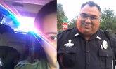น่ารักปนซึ้ง สาวถูกตำรวจเรียก ที่แท้เป็นพ่อของตัวเอง