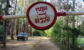"""สั่งปิดชั่วคราว เส้นทางท่องเที่ยว """"ป่าทุ่งใหญ่"""" คุมเข้มทางเข้า-ออกทุกด้าน"""