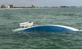 คู่รักฝันสลาย ทุ่มซื้อเรือล่องรอบโลก แต่อับปางจมน้ำก่อนจะดึงสมอ