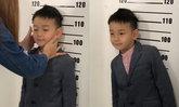 ฉายแววหล่อ น้องชิโน่ ลูกพลอย ชิดจันทร์ แม้เพิ่งทำบัตรประชาชนครั้งแรก