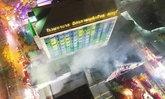 ไฟไหม้วอดโชว์รูม จยย.กลางเมืองสระบุรี ระเนระนาดกว่า 600 คัน