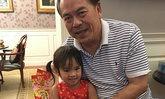น้องปีใหม่ แต่งตัวไม่หลุดธีม รับซองอั่งเปาตรุษจีนจากคุณปู่