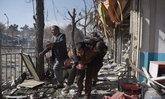 ระเบิดรถพยาบาลกรุงคาบูล อัฟกานิสถาน คร่าชีวิตเฉียด 100