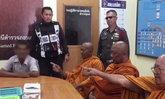ไม่กลัวผิดบาป ชายวัย 86 ปี ตบพระขณะออกบิณฑบาต