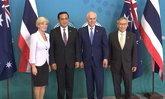 นายกฯ เป็นพยาน MOU ต่อต้านการก่อการร้ายอาเซียน-ออสเตรเลีย