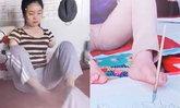 """น่านับถือ หญิงจีนพิการผู้สร้างแรงบันดาลจนกลายเป็น """"เน็ตไอดอล"""""""
