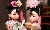 """น่ารัก """"ตุ๊กตาองค์หญิงปากจู๋"""" ของเล่นใหม่จากพระราชวังต้องห้าม"""