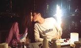 จูบแสนหวานของ ปู ไปรยา มอบให้แฟนหนุ่ม โรแมนติกท่ามกลางแสงดาว