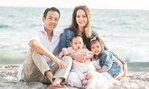 """เปิดภาพครอบครัว """"ลดา เองชวเดชาศิลป์"""" นางงามที่คนไทยไม่เคยลืม"""