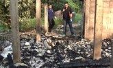 สลด เกิดเหตุไฟไหม้บ้านคลอกยายวัย 76 ดำเป็นตอตะโก