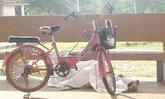 หนีโรคร้าย! หนุ่มสกลฯ เครียดป่วยลูคีเมีย ผูกคอตายคาศาลาพักใจ