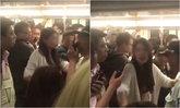 วิจารณ์ยับ สาวจีนหยุดรถไฟทั้งขบวน ยืนขวางประตู-โวยวายมือถือหาย