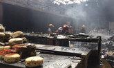 วอดหมด! รถน้ำ 10 คันระดมฉีดสกัดเหตุเพลิงไหม้โกดังเครื่องสำอาง-สูญสิ้น 20 ล้าน