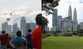 """สิงคโปร์-กัวลาลัมเปอร์ ทิ้ง """"กรุงเทพฯ"""" ไม่เห็นฝุ่นอันดับเมืองน่าอยู่ - ฮานอยไล่เบียด"""