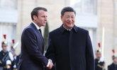 """จีนสั่งซื้อเครื่องบินแอร์บัส 300 ลำ ขณะ """"สี จิ้นผิง"""" เยือนฝรั่งเศส"""