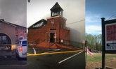 พลังโซเชียลระดมทุนเงินล้าน ซ่อมโบสถ์คนผิวสี ถูกชายโฉดวางเพลิงวอดทั้งหลัง
