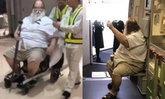 ชายร่างใหญ่ 200 กก.เสียชีวิตแล้ว เคยก่อวีรกรรมให้แอร์โฮสเตสเช็ดก้นให้