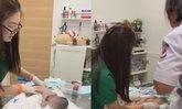"""เปิดใจ """"หมอมน"""" สัตวแพทย์สาวช่วยชีวิตทารกคลอดกลางถนน"""