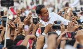 """กกต.อินโดนีเซียประกาศ """"วิโดโด"""" ชนะเลือกตั้งประธานาธิบดี"""