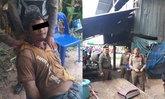งานศพพ่อตายังไม่เว้น! หนุ่มชักปืนยิงเมียสาหัส-ยิงดับตำรวจบ้าน ฝากแค้นหลานกิ๊กเมีย