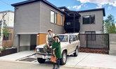 """""""เคน-หน่อย"""" เปิดบ้านพักตากอากาศที่ญี่ปุ่นสร้างเสร็จแล้วน่าอยู่มาก"""